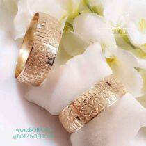 تکپوش طلا روس دو سانتی