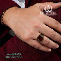 انگشتر-طلاروس-مردانه-طرح-فاخر